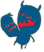 Schitzophrenic satan