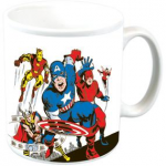 Damn Fine Superheroes the Avengers Mug by Forbidden Planet