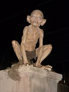 Gollum from the 'modern' epic Fairy Tale, Lord of the Rings