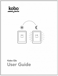 Kobo's User Guide