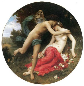 Zephyrus and Chloris Greek Mythology