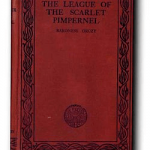 The league of the Scarlet Pimpernel 1919-min