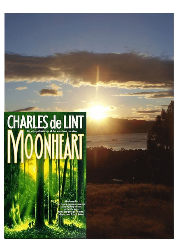 Moonheart the Book