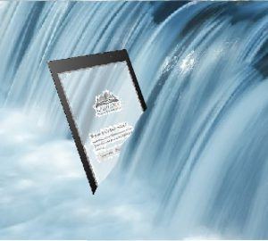 The Kobo Aura One Waterproof eReader