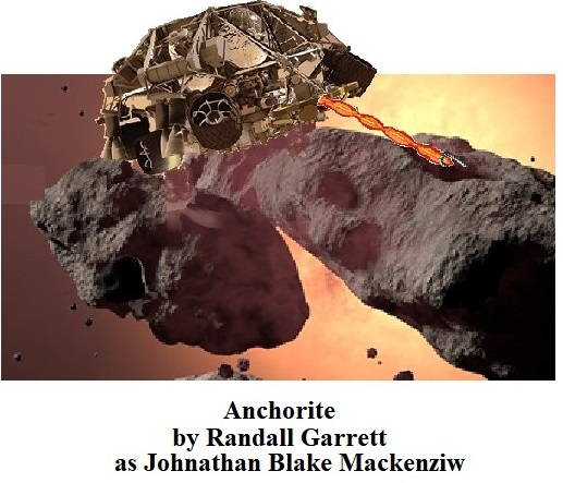 Randall Garrett tale Anchorite